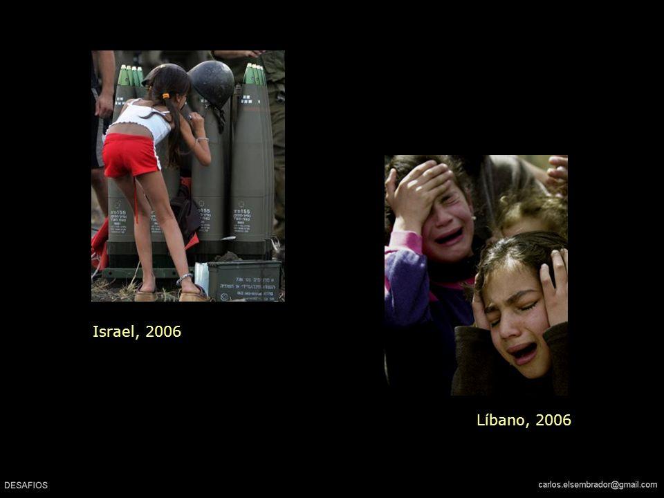 Israel, 2006 Líbano, 2006