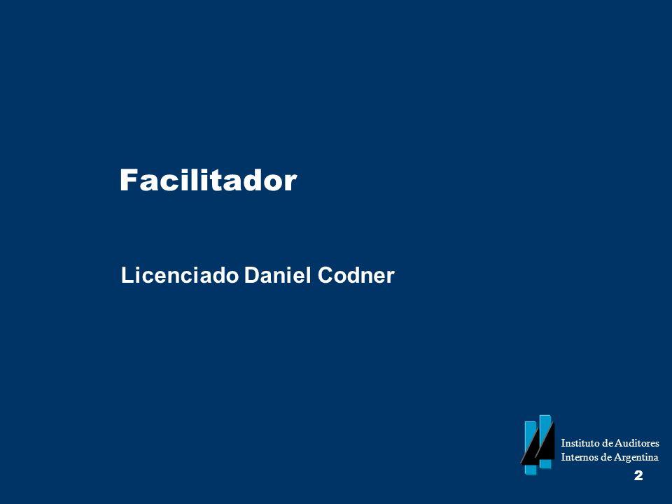 Licenciado Daniel Codner
