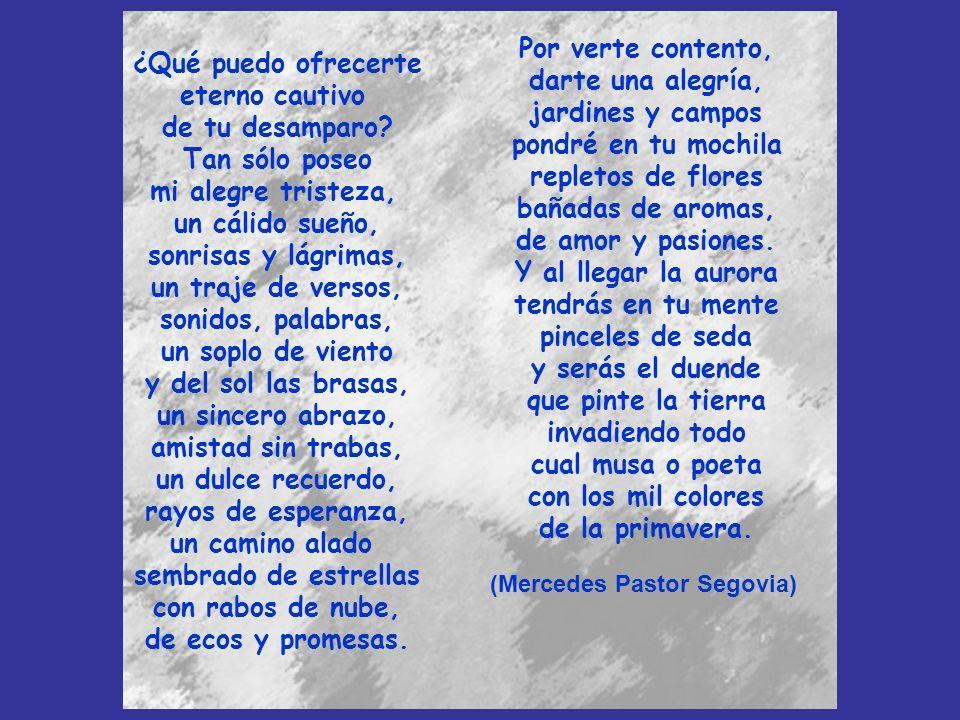 (Mercedes Pastor Segovia)