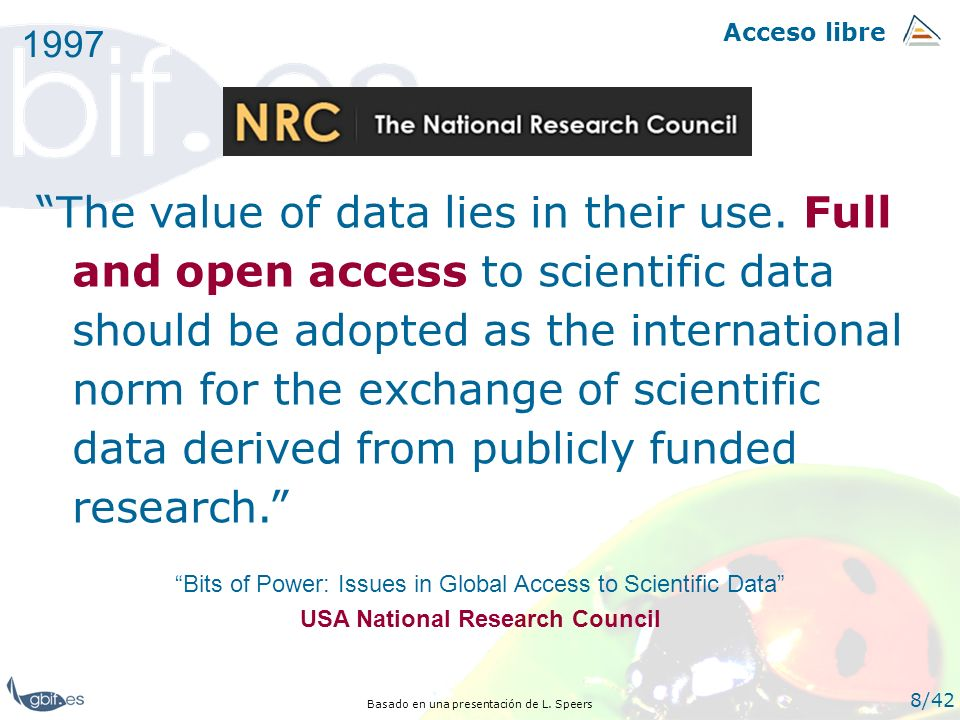 USA National Research Council