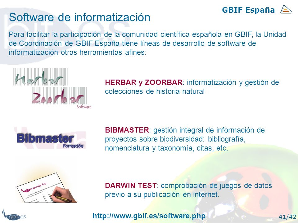 Software de informatización