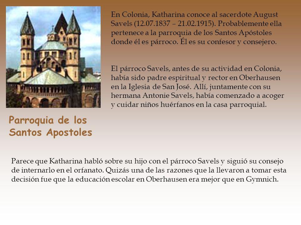 Parroquia de los Santos Apostoles