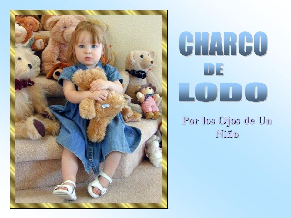 CHARCO DE LODO Por los Ojos de Un Niño
