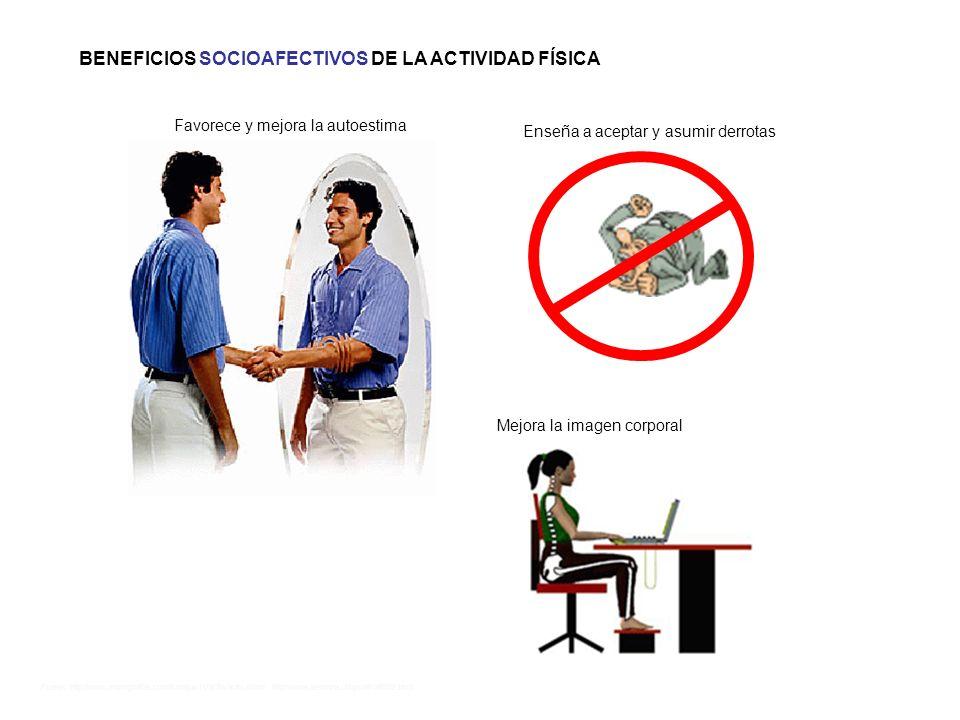 BENEFICIOS SOCIOAFECTIVOS DE LA ACTIVIDAD FÍSICA