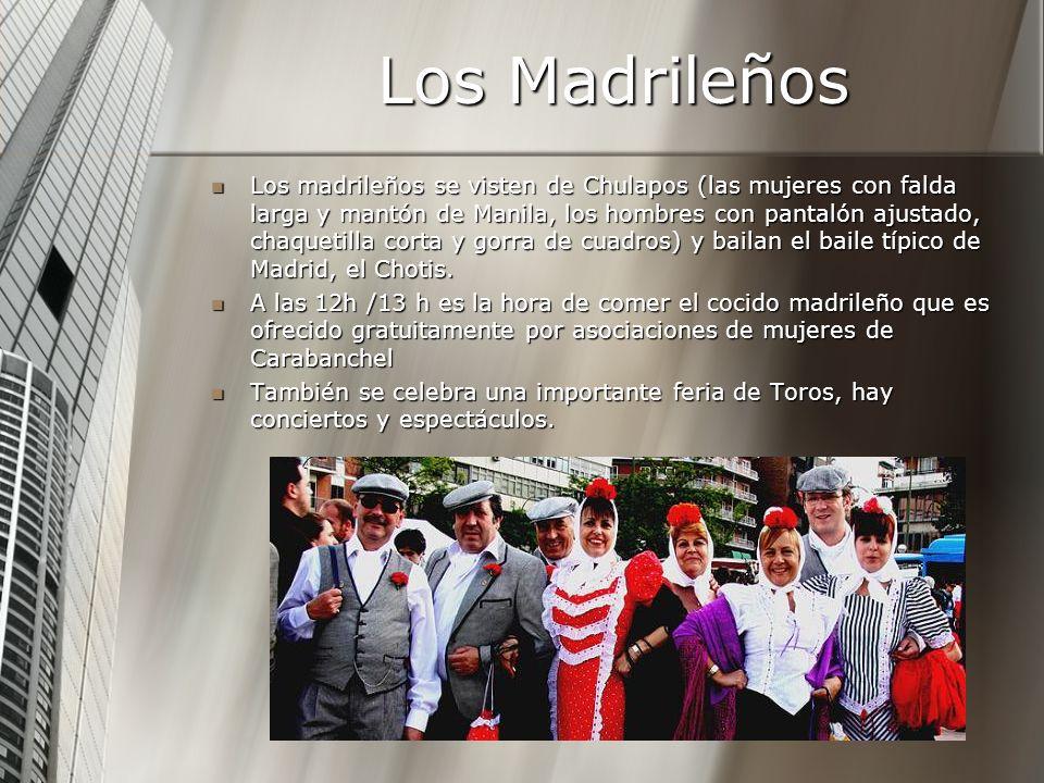 Los Madrileños
