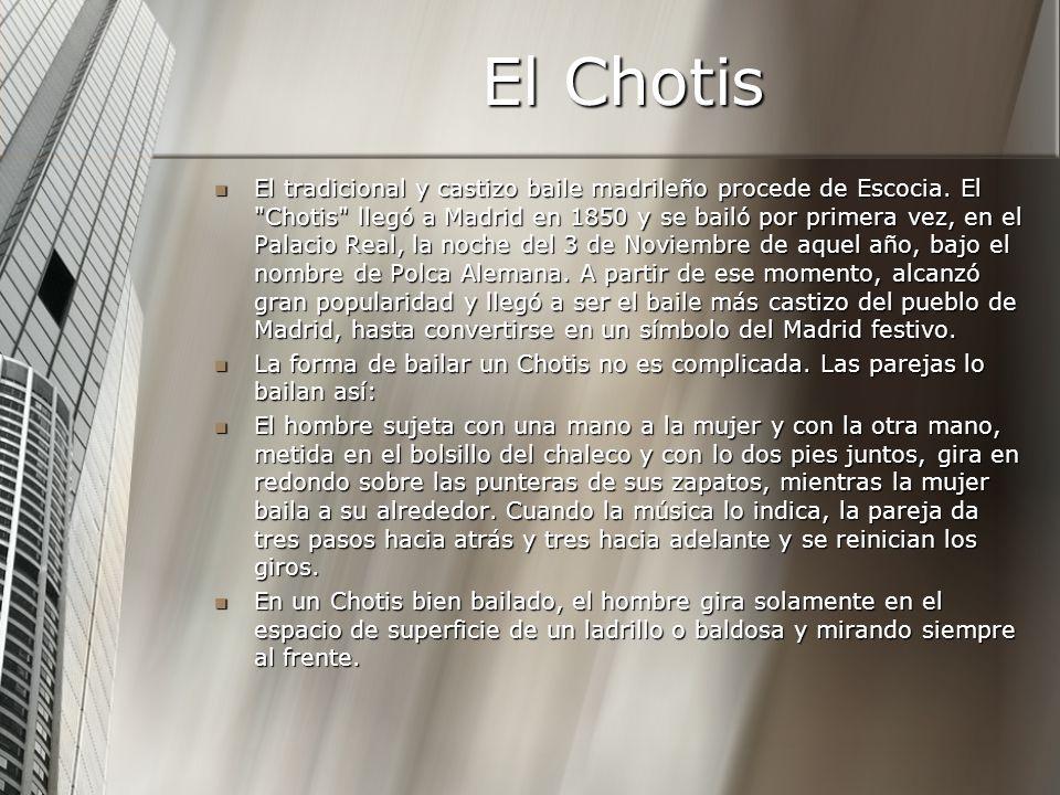 El Chotis