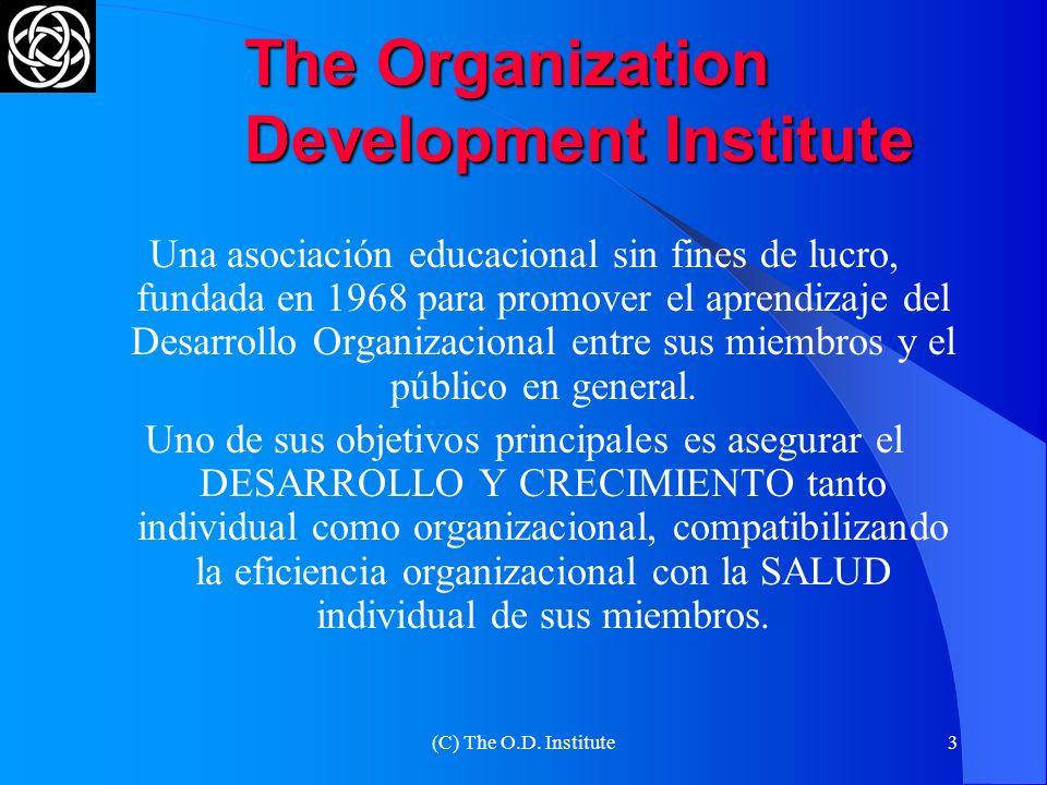 The Organization Development Institute