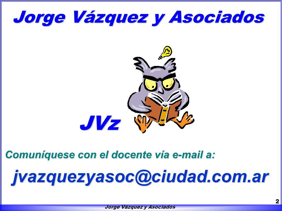 Jorge Vázquez y Asociados