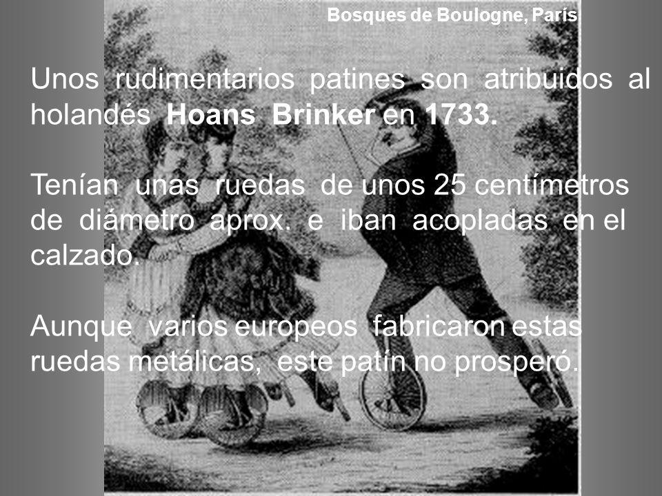 Bosques de Boulogne, París