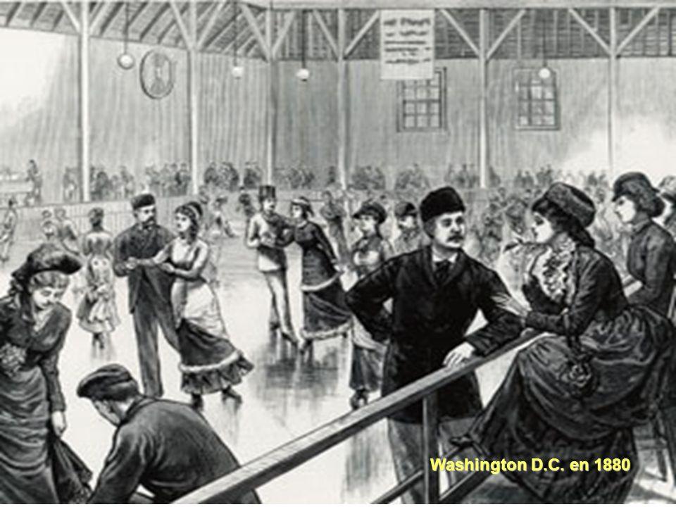 Washington D.C. en 1880