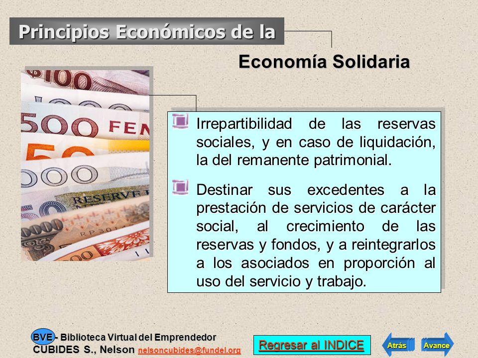 Principios Económicos de la