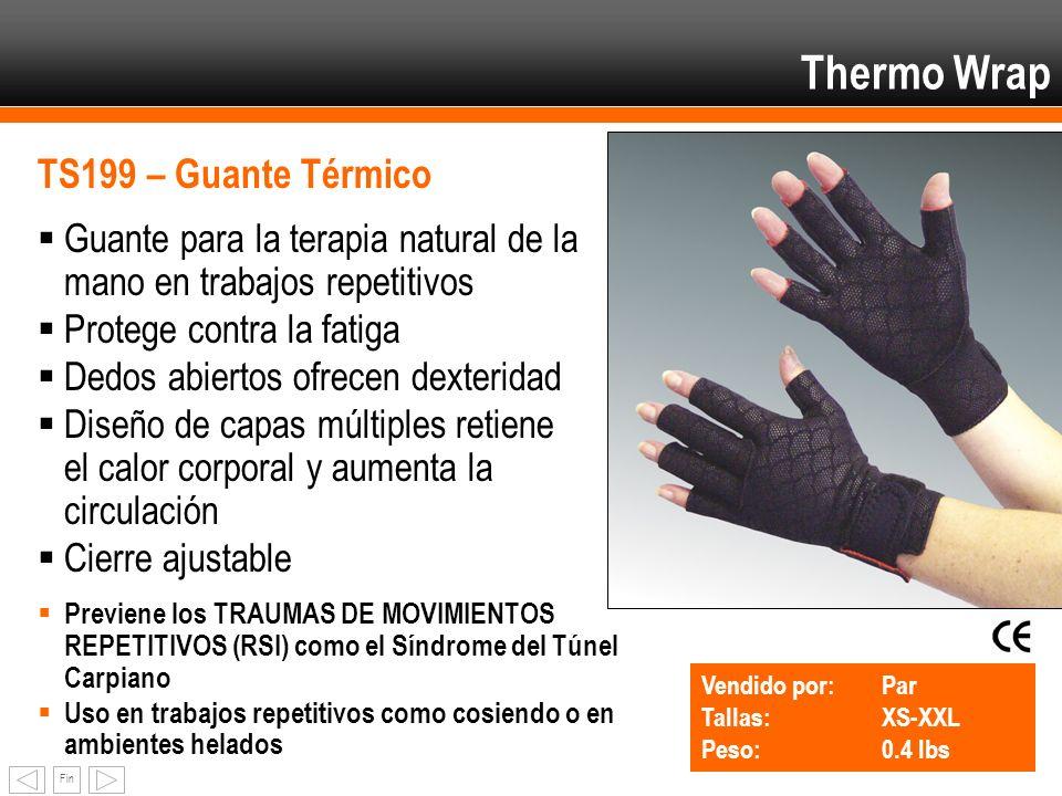 Thermo Wrap TS199 – Guante Térmico