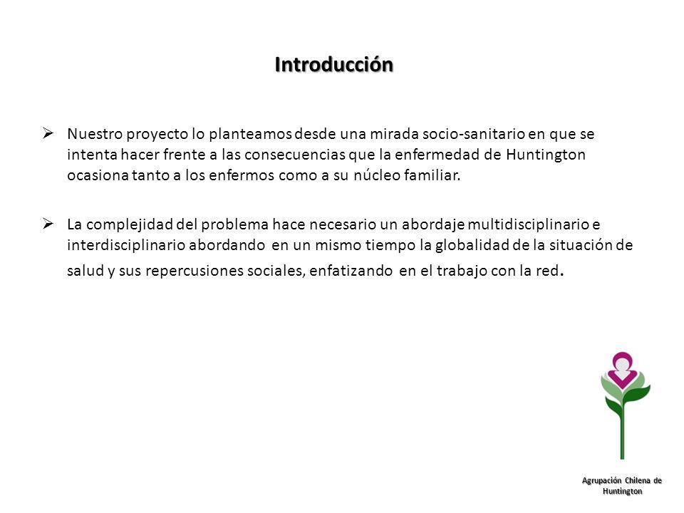 Agrupación Chilena de Huntington
