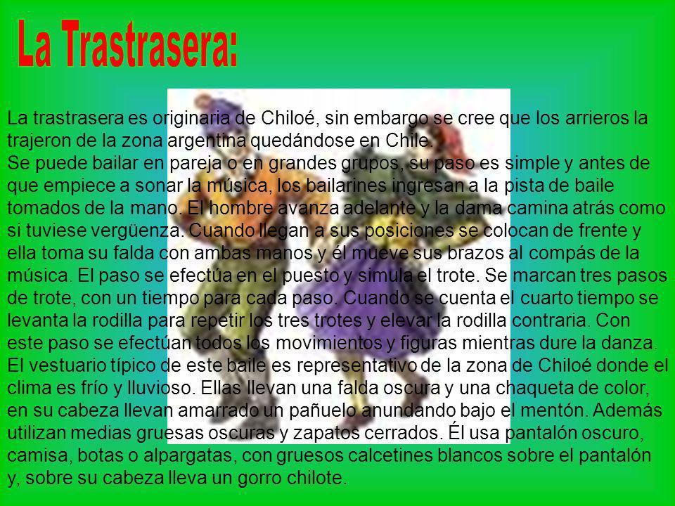 La Trastrasera: