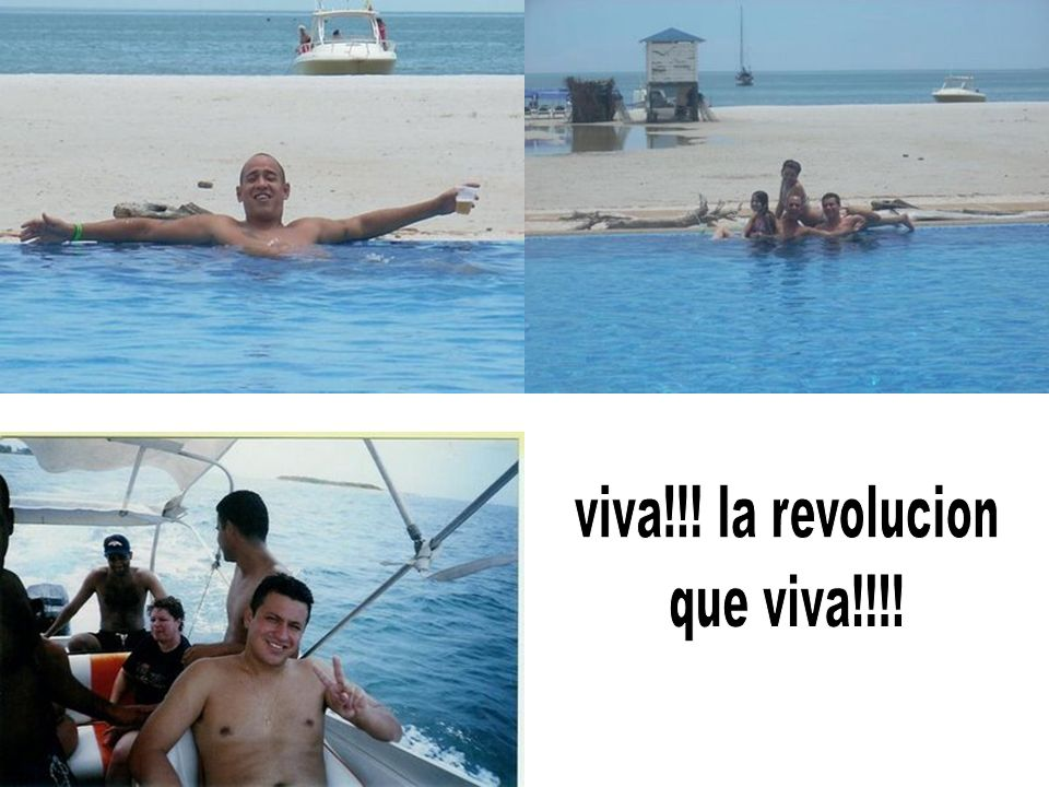 viva!!! la revolucion que viva!!!!