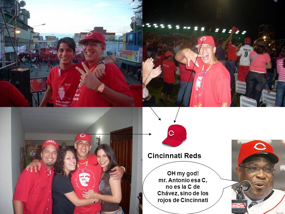 Cincinnati Reds OH my god!
