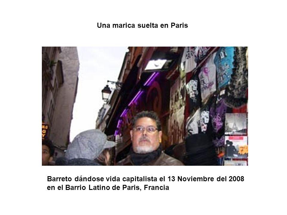 Una marica suelta en Paris