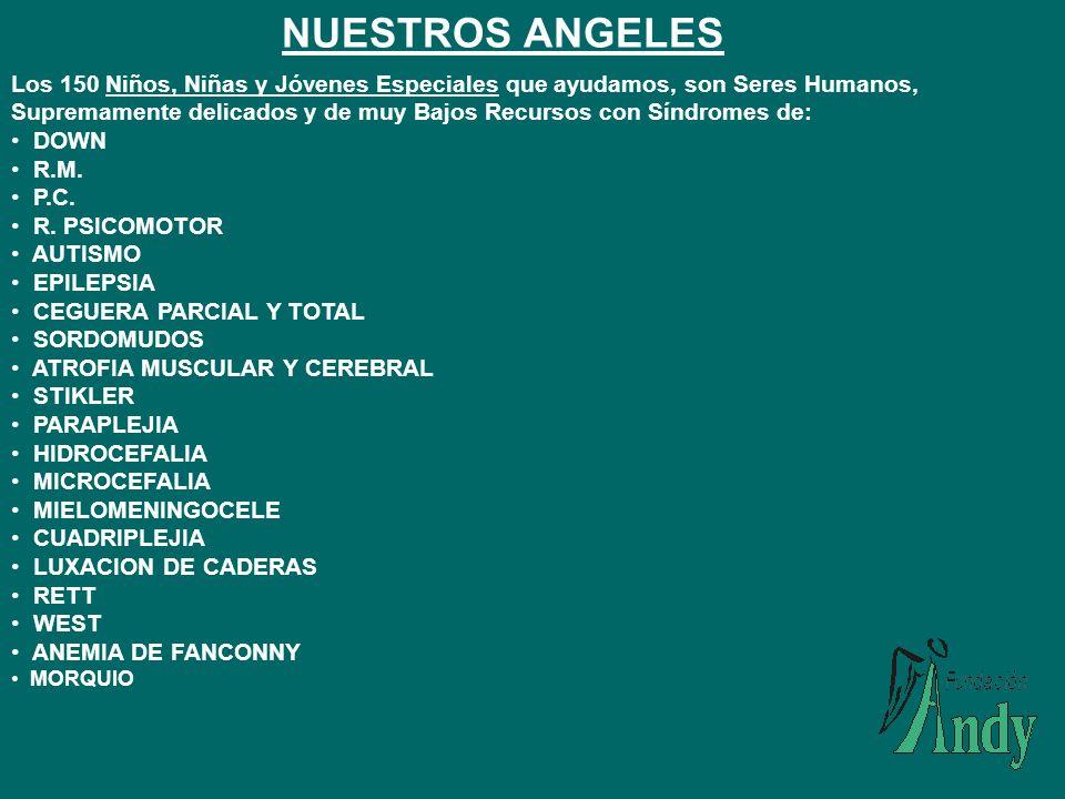 NUESTROS ANGELES