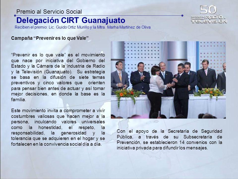 Delegación CIRT Guanajuato