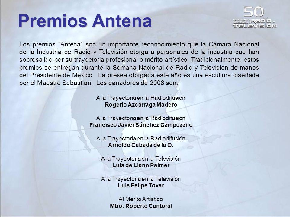Rogerio Azcárraga Madero Francisco Javier Sánchez Campuzano