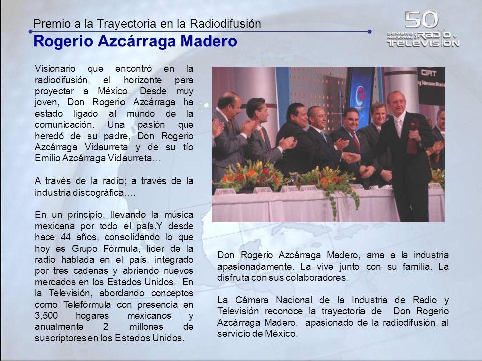 Rogerio Azcárraga Madero