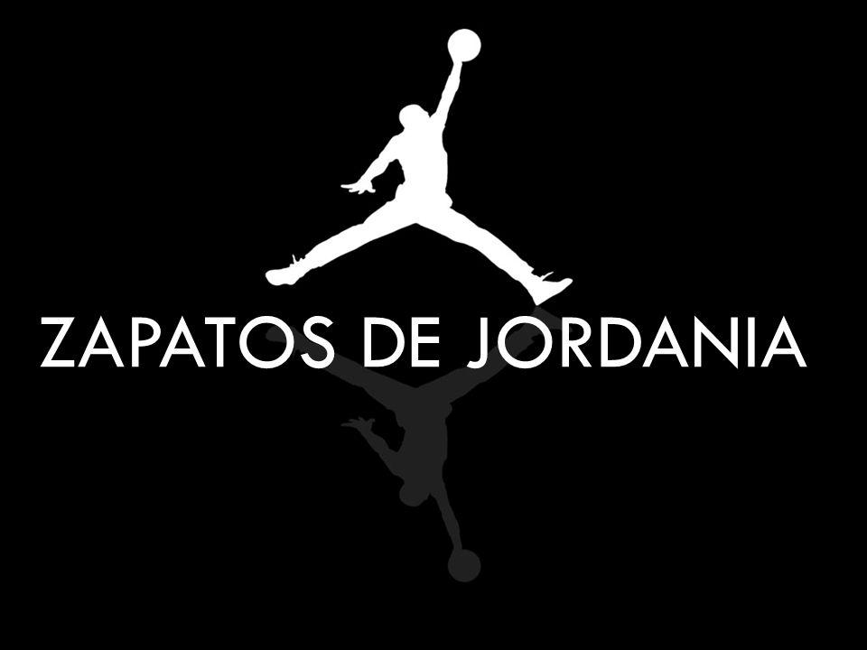ZAPATOS DE JORDANIA