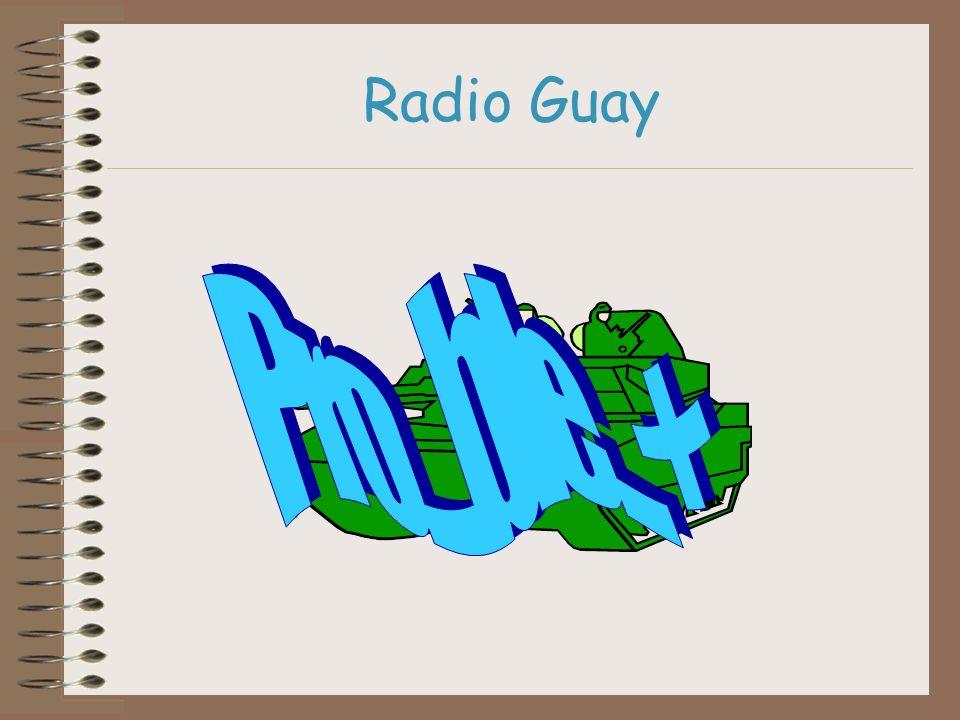 Radio Guay Pro....ble....+