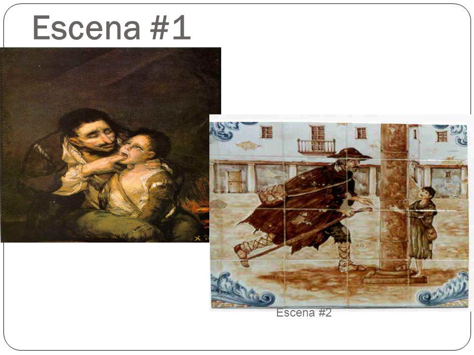 Escena #1 Escena #2