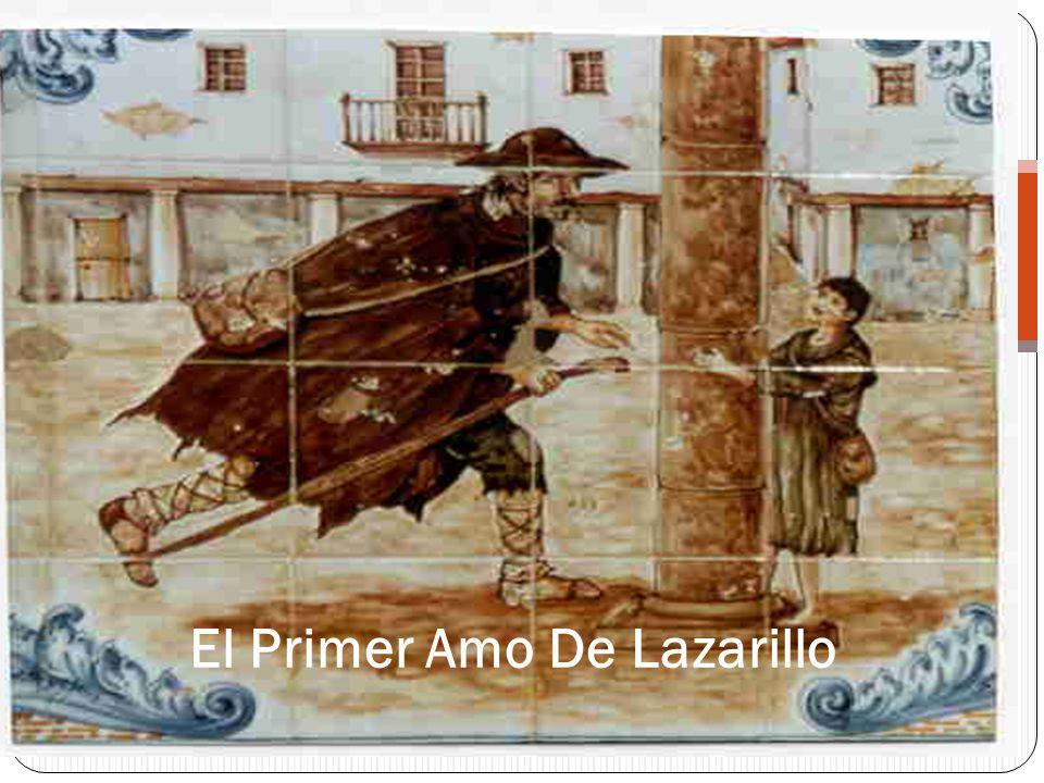 El Primer Amo De Lazarillo