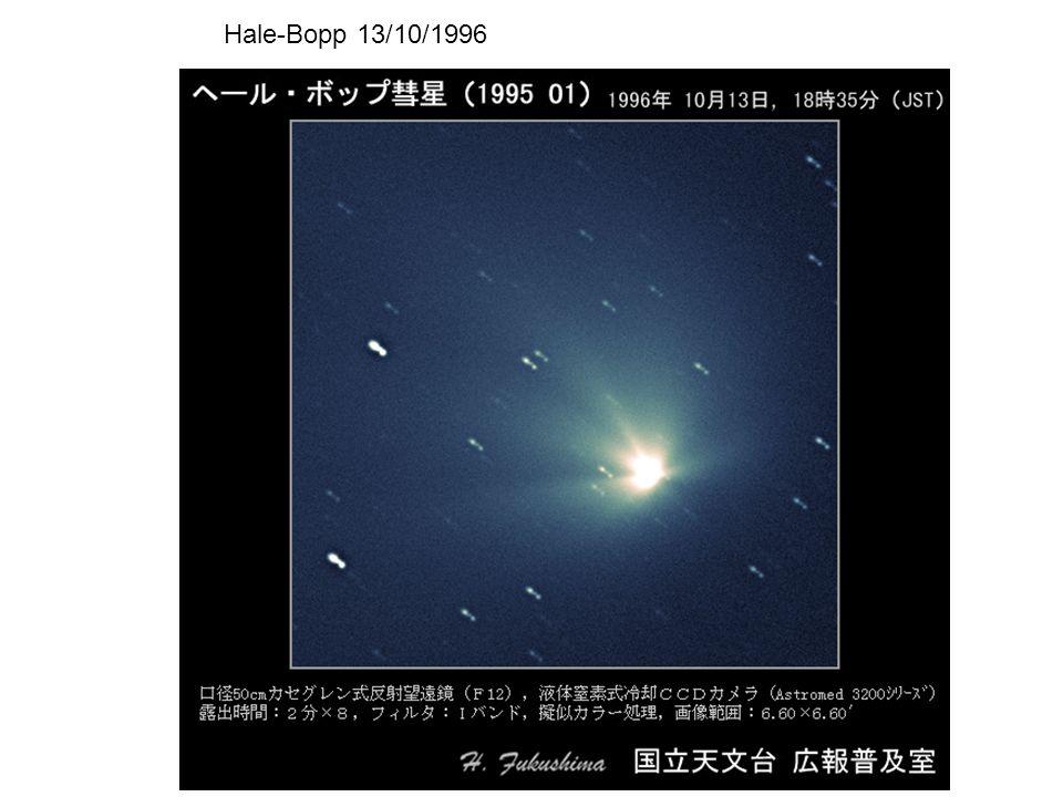 Hale-Bopp 13/10/1996