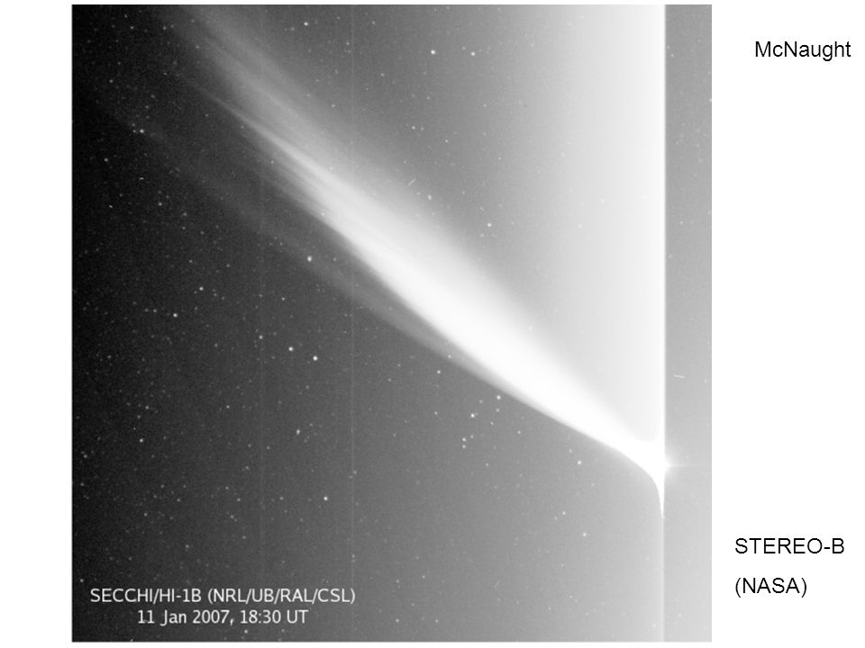 McNaught STEREO-B (NASA)