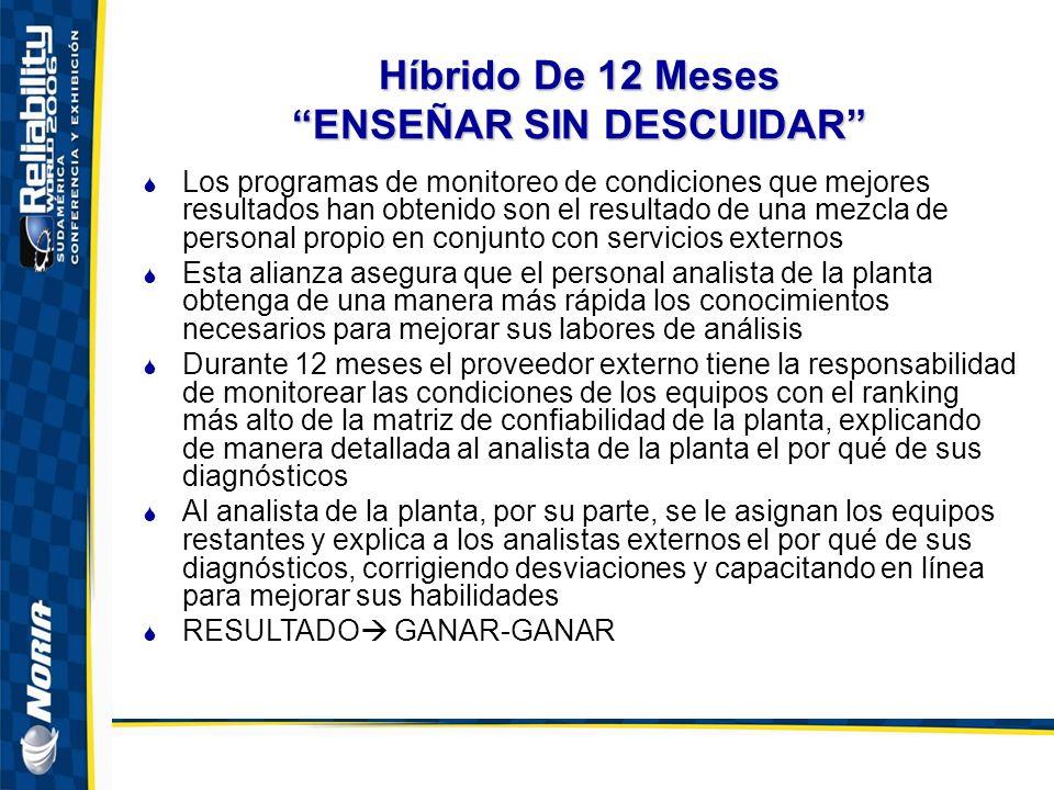 Híbrido De 12 Meses ENSEÑAR SIN DESCUIDAR