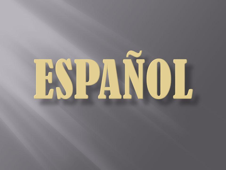 ESPAÑOL