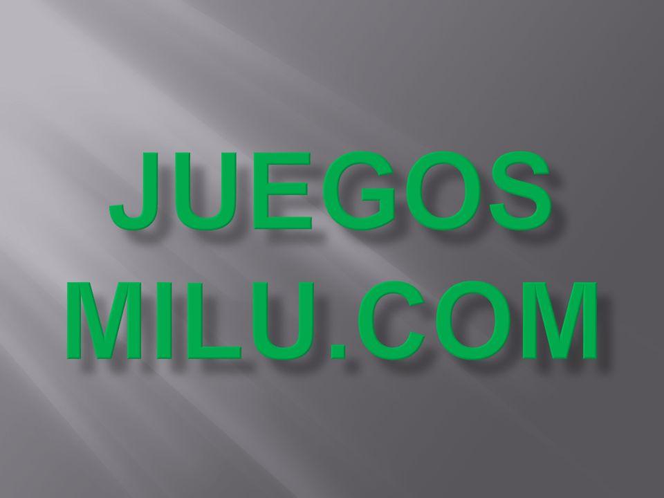 Juegos milu.com