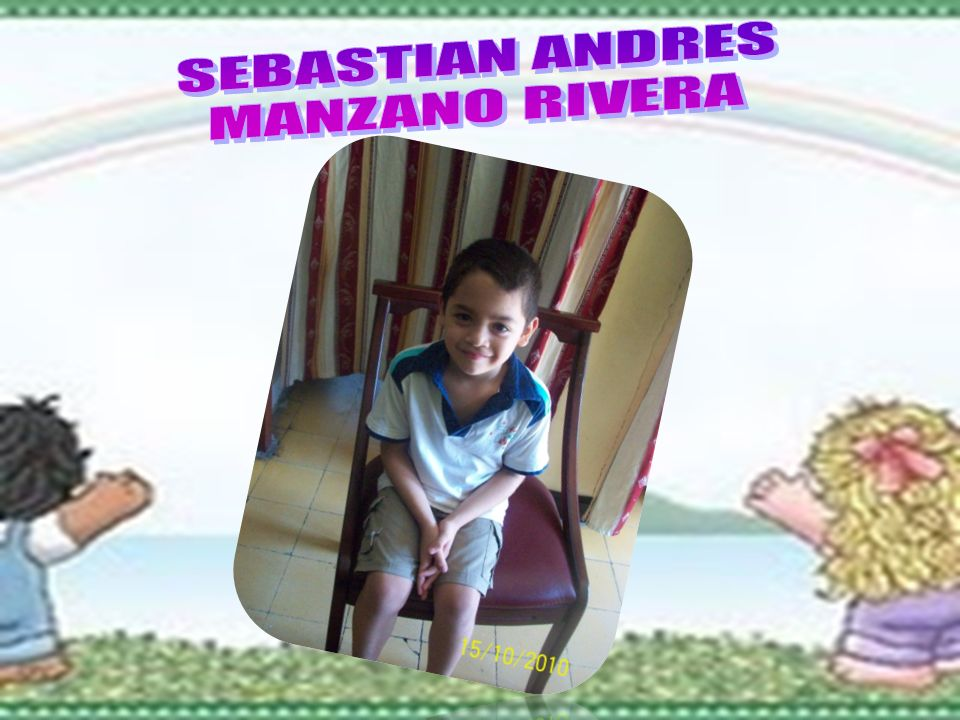 SEBASTIAN ANDRES MANZANO RIVERA