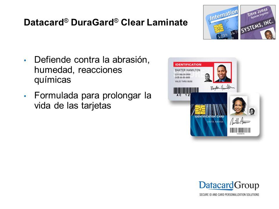 Datacard® DuraGard® Clear Laminate