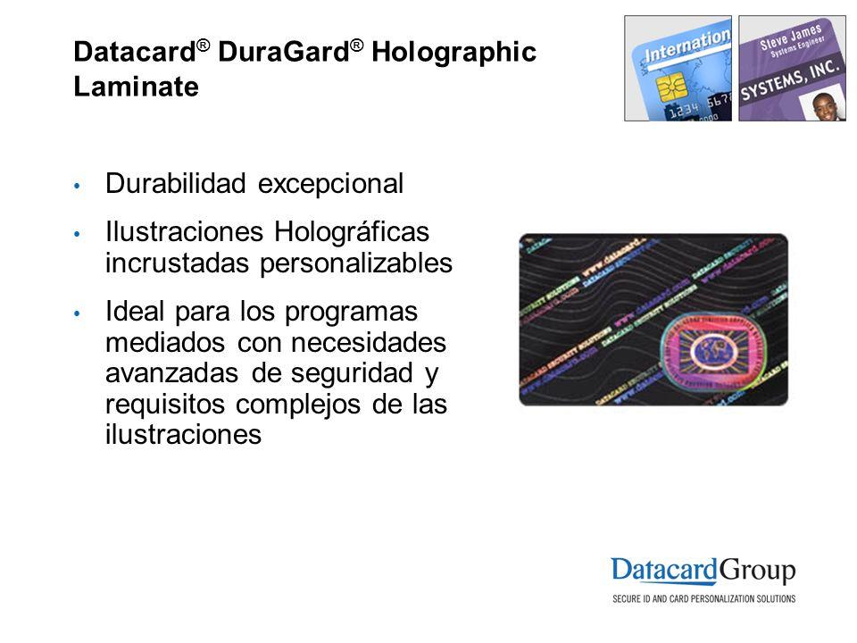 Datacard® DuraGard® Holographic Laminate