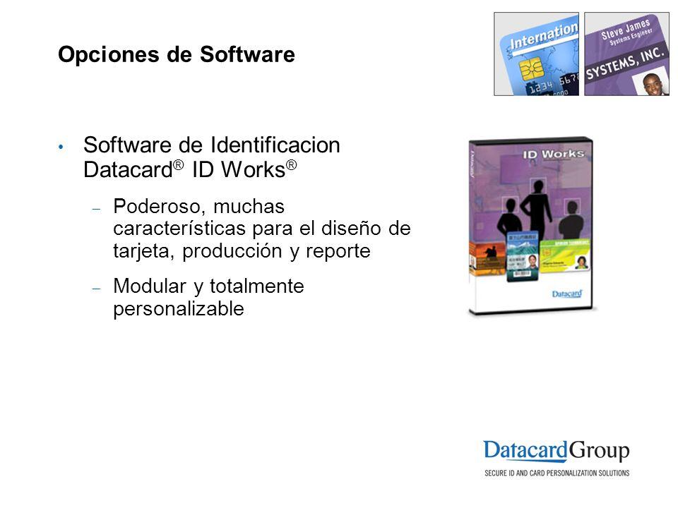 Software de Identificacion Datacard® ID Works®
