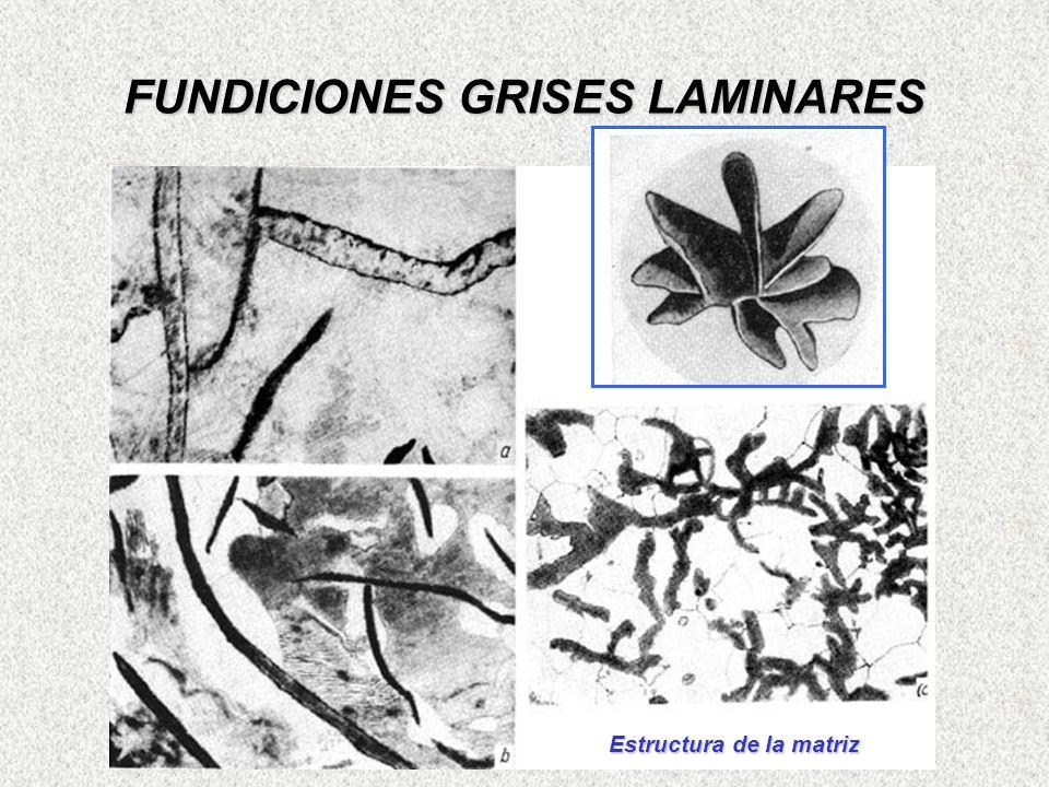 FUNDICIONES GRISES LAMINARES