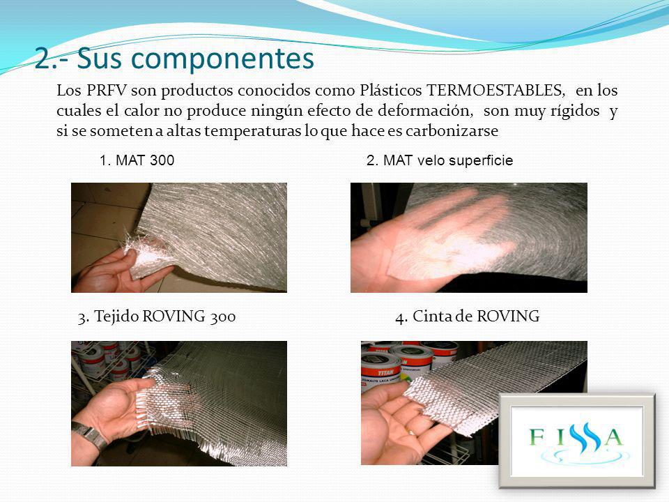 2.- Sus componentes