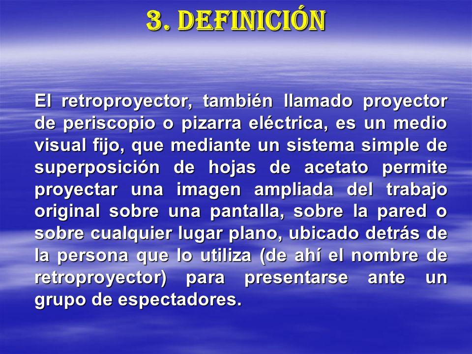 3. DEFINICIÓN