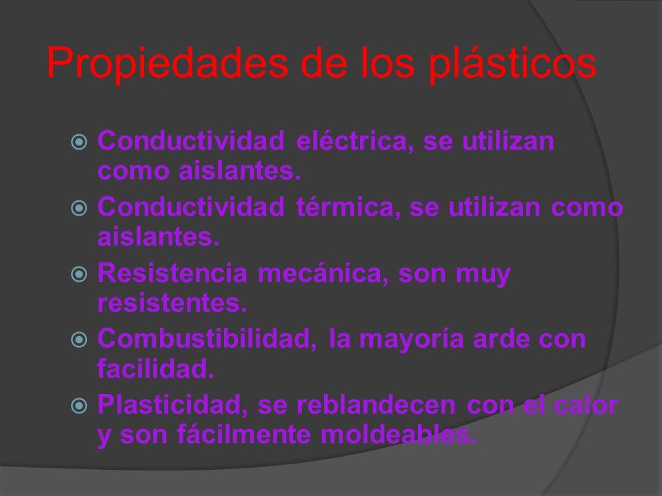 Propiedades de los plásticos
