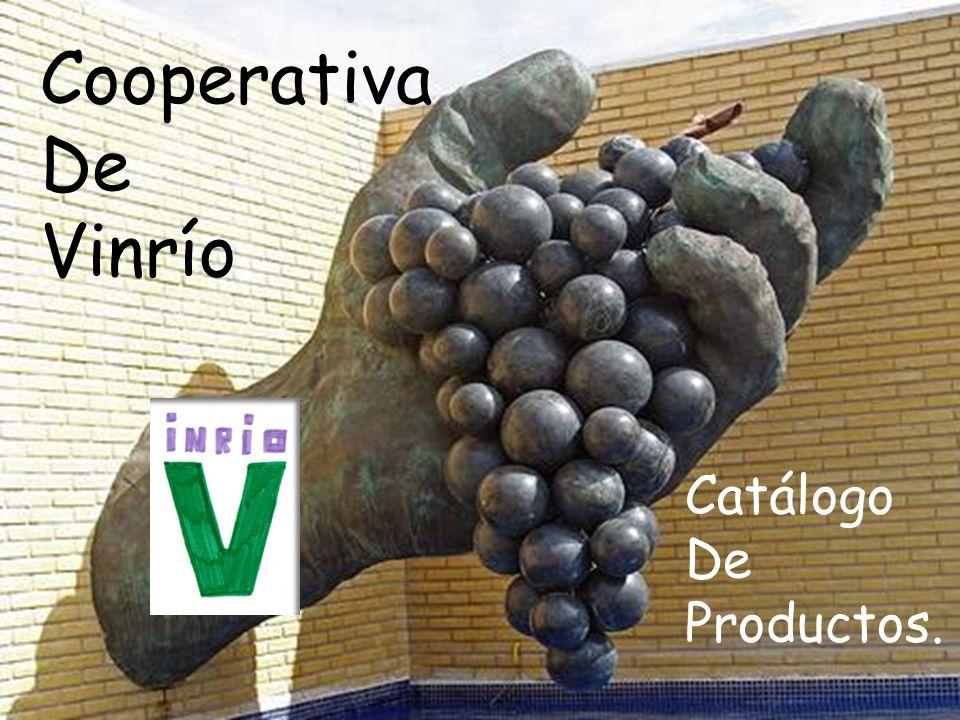 Cooperativa De Vinrío. Catálogo De Productos.