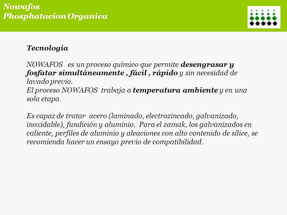 Phosphatacion Organica