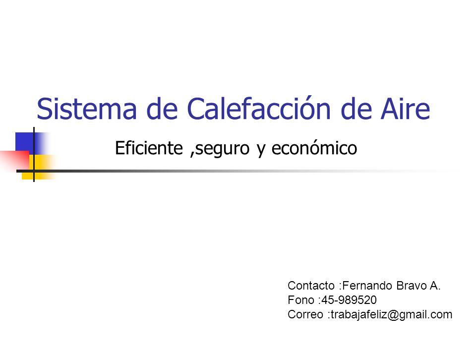 Sistema de calefaccin ms barato free gallery of el gasoil - Sistemas de calefaccion ...