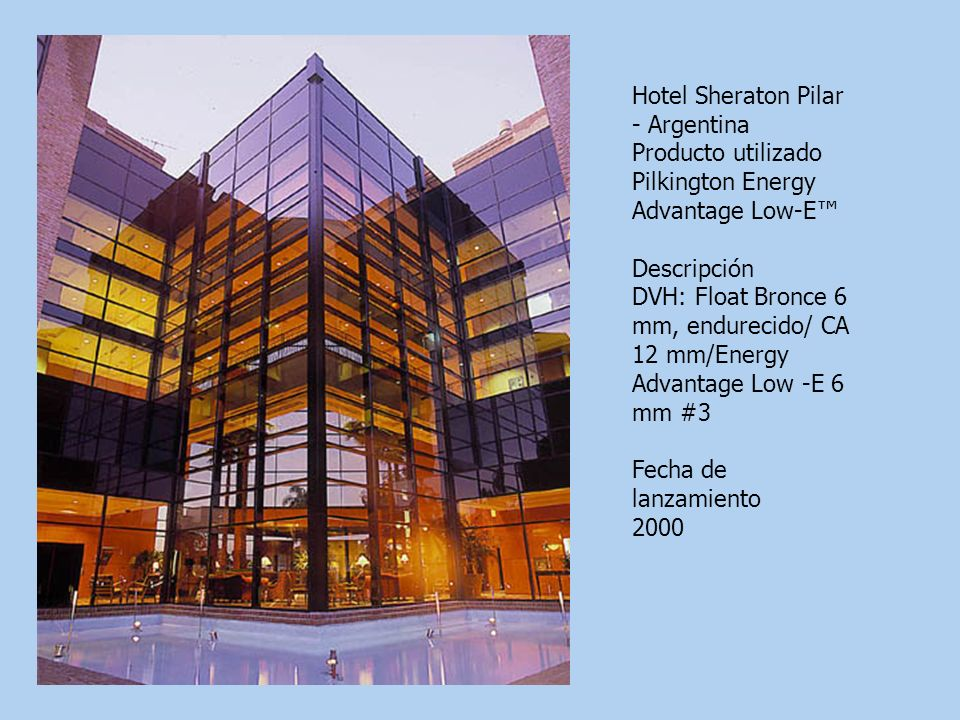 Hotel Sheraton Pilar - Argentina