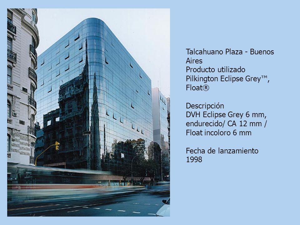 Talcahuano Plaza - Buenos Aires