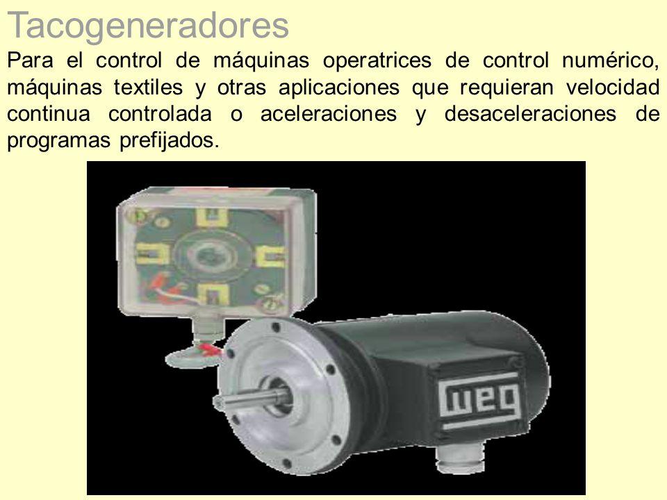 Tacogeneradores