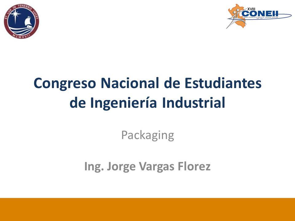 Congreso Nacional de Estudiantes de Ingeniería Industrial