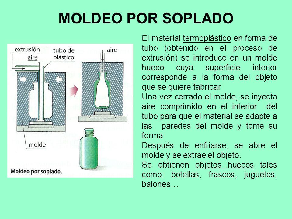 MOLDEO POR SOPLADO